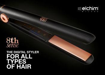 Elchim Natures Touch  Hair Straightener