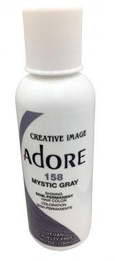 Adore hair dye colour 158 mystic gray