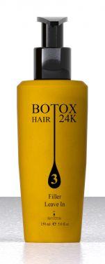 Envie Botox hair treatment step 3