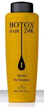 Envie Botox shampoo Hair  treatment step 1 1000ml