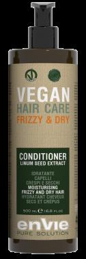 ENVIE VEGAN LINUM HAIR CONDITIONER MOISTURISING DRY HAIR AND FRIZZY HAIR