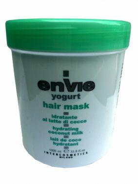 ENVIE YOGURT COCONUT MILK  HAIR MASK 1000 ML