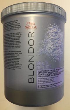 Wella  Blondor hair bleach powder 800g