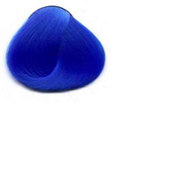 Directions lagoon blue hair dye color