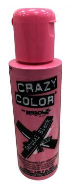 Crazy color 032 natural black  hair color