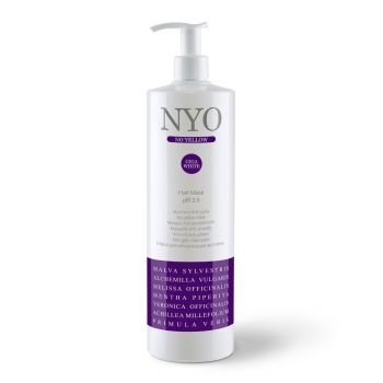 Nyo  No Yellow Hair Mask 1000Ml