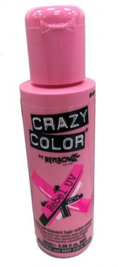 Crazy color 78 rebel  hair color