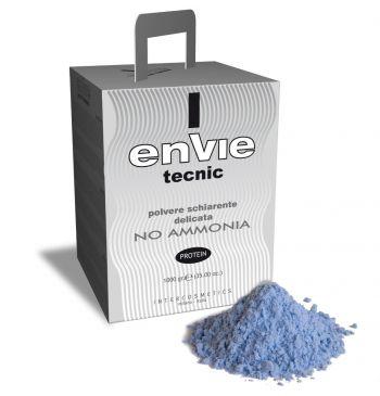 ENVIE Decolorante per capelli senza ammoniaca blu POLVERE 1KG