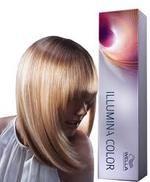 wella ILLumina 10/1 Lightest ash blonde hair dye color