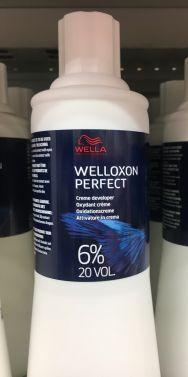 Wella welloxon perfect oxygen 6% 20vol